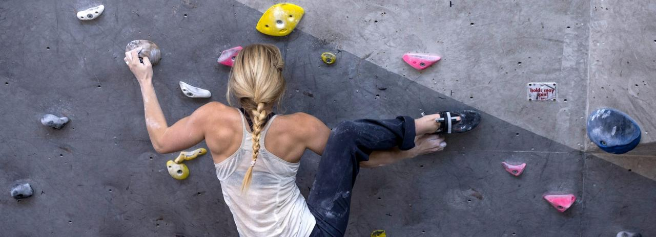 Rock climbing and bouldering could be your next best whole-body workout - MarketWatch