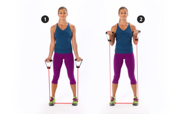 How to Use Resistance Bands: 20 Exercises to Try