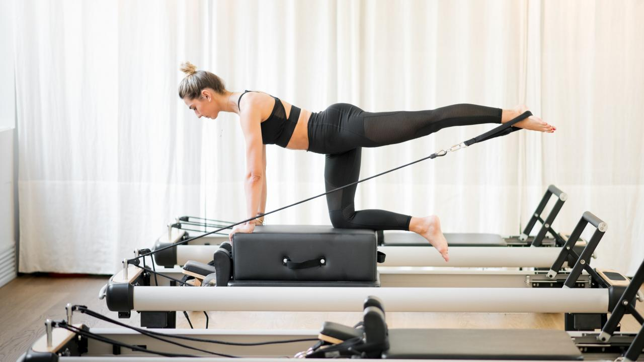The Best Pilates Reformers You Can By on Amazon | StyleCaster
